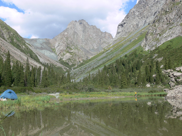 Karakol Nature park