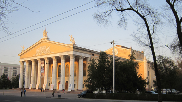 The Theatre of Opera and Ballet