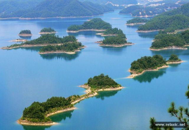 Qiandao Lake(http://relaxic.nettag)