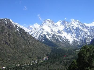 Ала-Арчинское ущелье